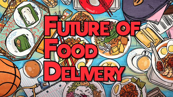 The future of food delivery